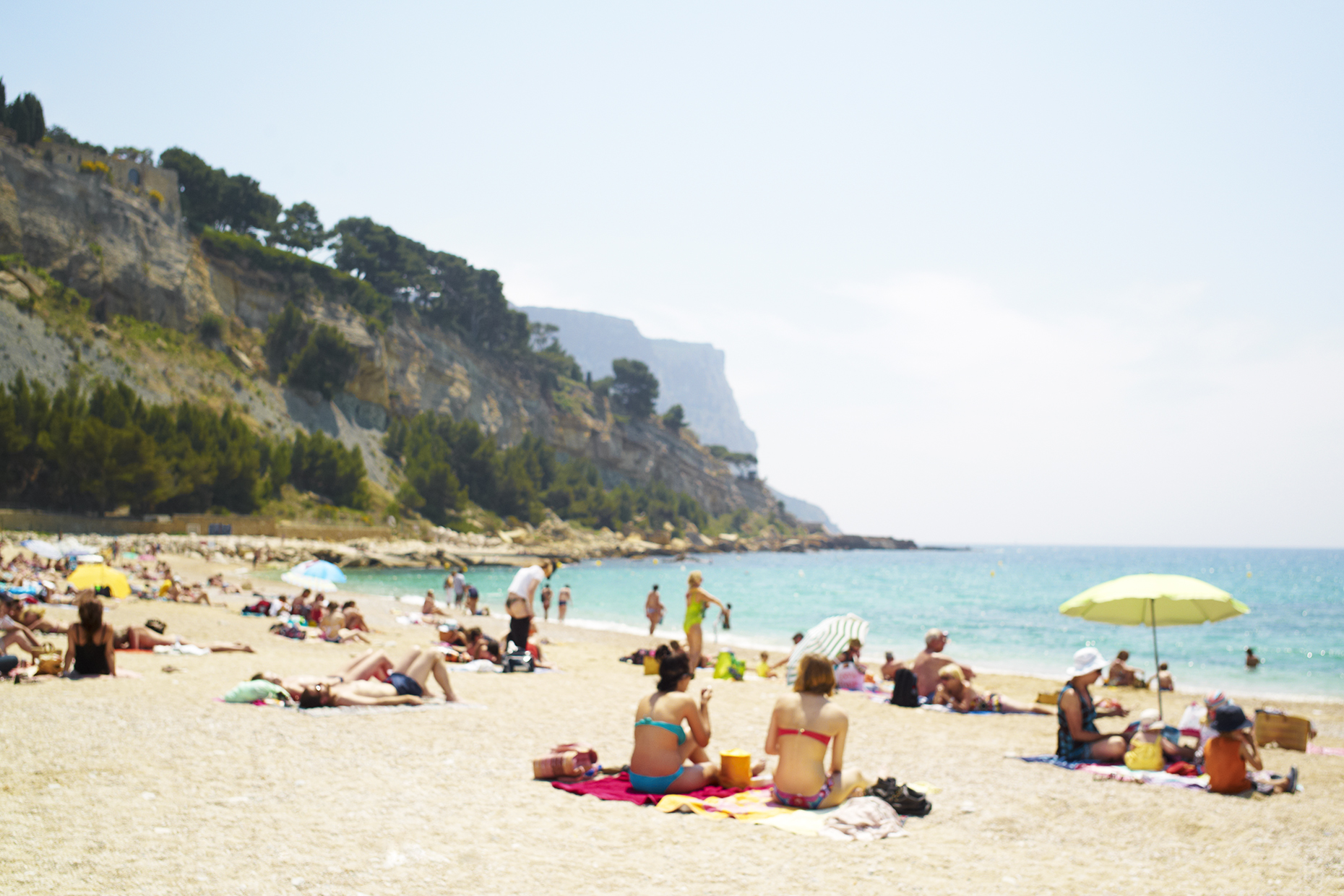 Plage Cassis IV